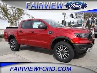 2019 Ford Ranger XLT Truck SuperCrew 1FTER4EH4KLA05592 For sale near Fontana CA