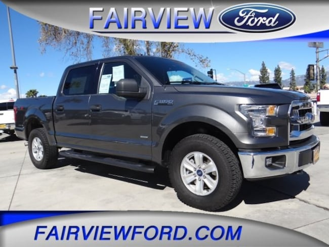 Used 2016 Ford F-150 XLT Truck For sale near Hesperia CA