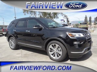 2018 Ford Explorer Limited SUV 1FM5K7F81JGA88843 For sale near Fontana CA