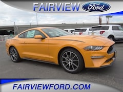New 2018 Ford Mustang EcoBoost Coupe for sale in San Bernardino