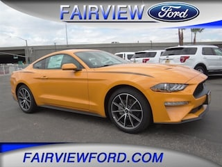 2018 Ford Mustang EcoBoost Coupe 1FA6P8TH4J5176534 For sale near Fontana CA