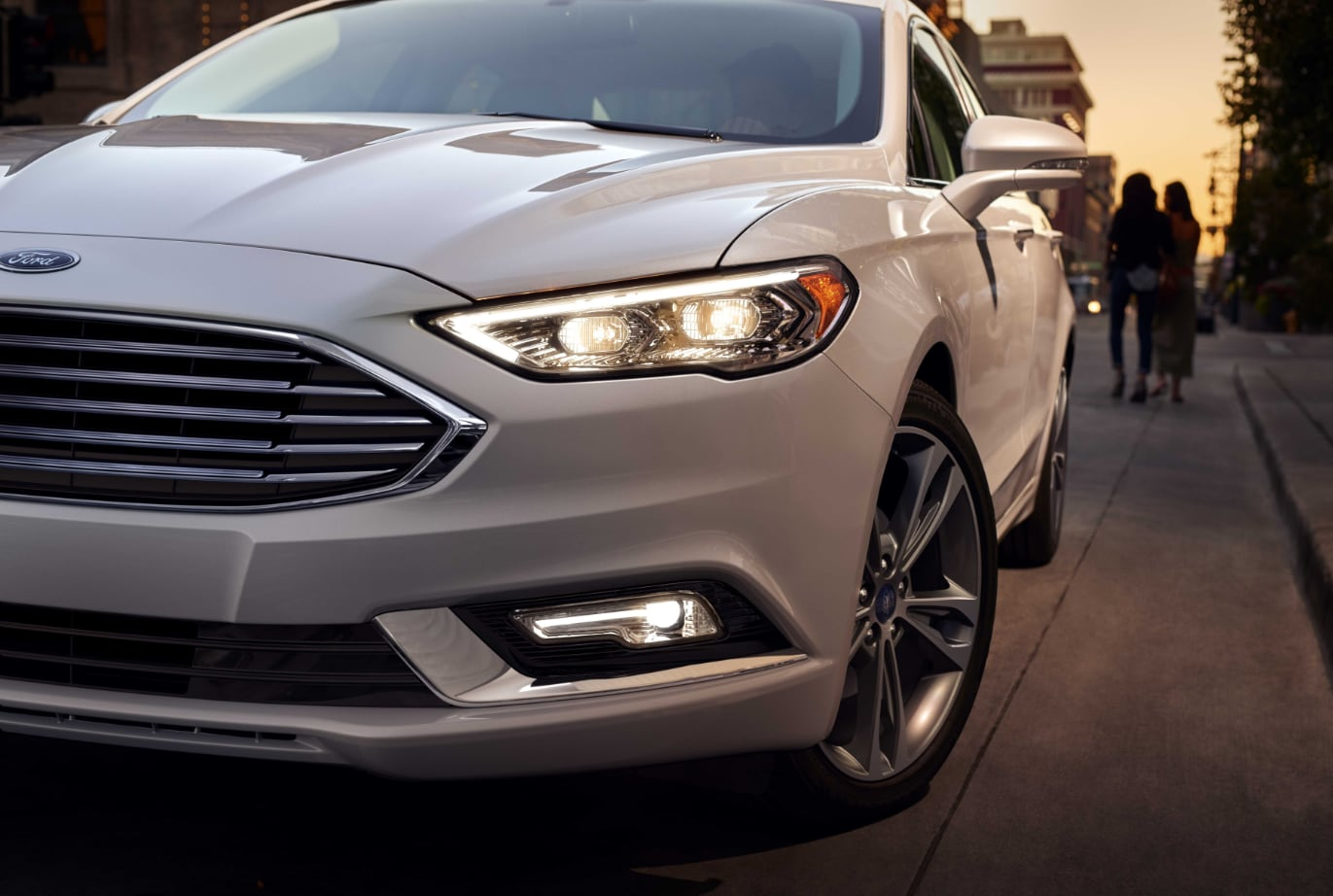 2017 ford fusion highlights and features san bernardino, ca ford