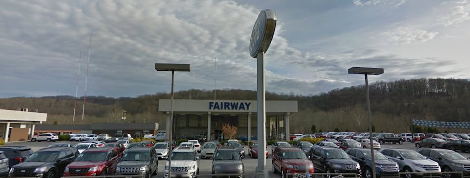 Ford Dealer Near Greeneville TN
