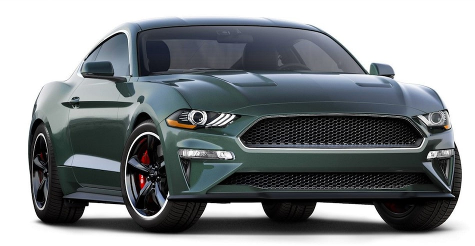 2019 Ford Mustang BULLITT | Fairway Ford Kingsport TN