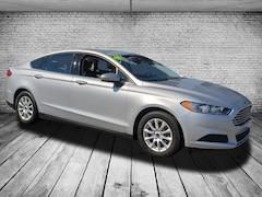 Used 2016 Ford Fusion S Sedan