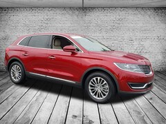 Certified Pre-Owned 2016 Lincoln MKX Select SUV 2LMTJ6KRXGBL21979 for Sale in Savannah