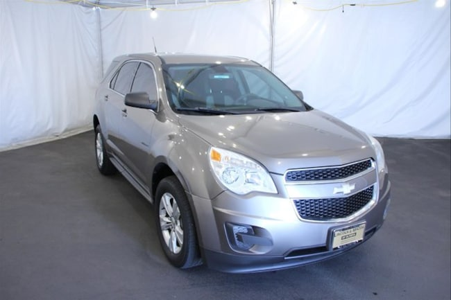 Used 2010 Chevrolet Equinox LS SUV for sale in Olympia WA