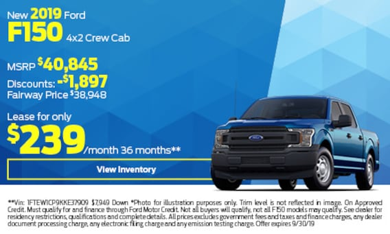 Ford dealership in Orange County | Serving the Ford sales