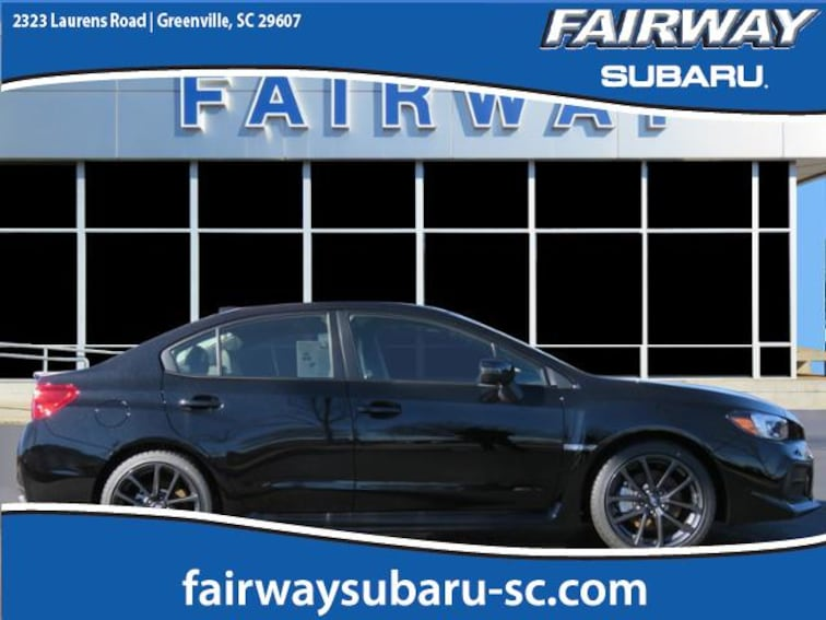 New 2019 Subaru WRX Limited Sedan for sale in Greenville, SC