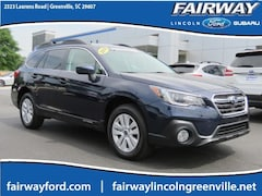 Certified Pre-Owned 2018 Subaru Outback 2.5i SUV 4S4BSACC3J3222462 for Sale in Greenville, SC