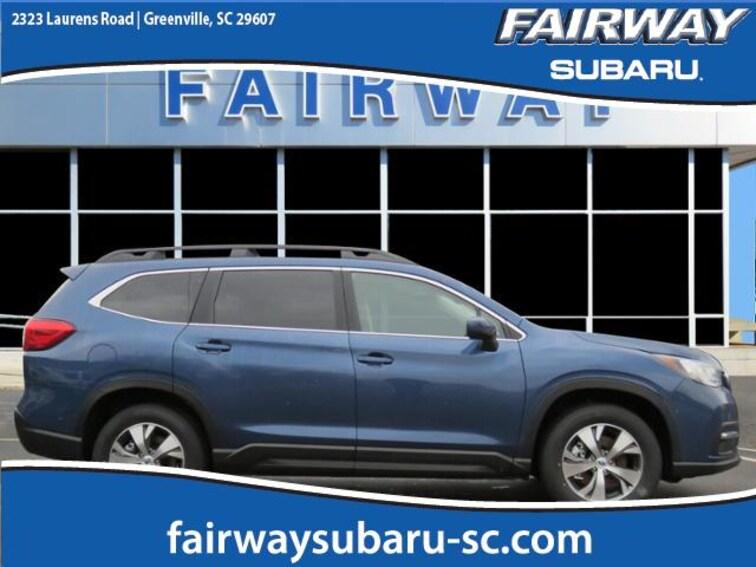 New 2019 Subaru Ascent Premium 8-Passenger SUV for sale in Greenville, SC