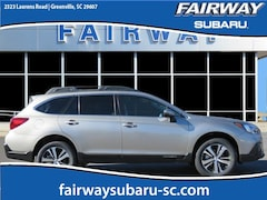 New 2019 Subaru Outback 2.5i Limited SUV 19U454 for sale in Greenville, SC