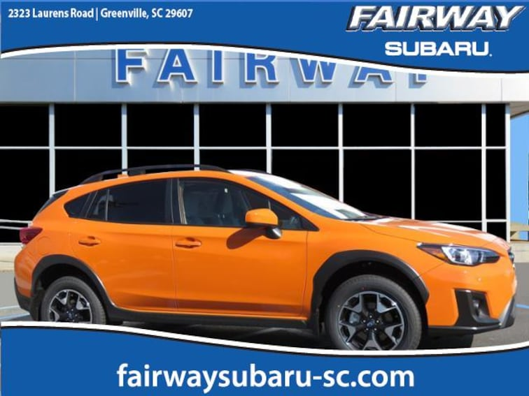 New 2019 Subaru Crosstrek 2.0i Premium SUV for sale in Greenville, SC