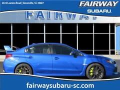 New 2019 Subaru WRX STI Sedan 19U390 for sale in Greenville, SC