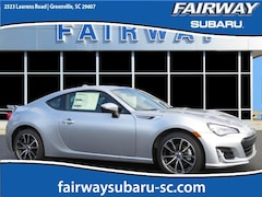 New 2019 Subaru BRZ Limited Coupe 19U389 for sale in Greenville, SC