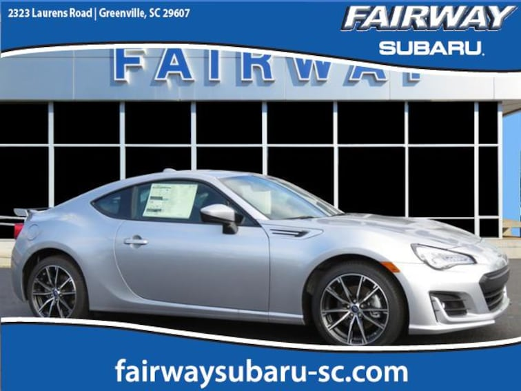 New 2019 Subaru BRZ Limited Coupe for sale in Greenville, SC