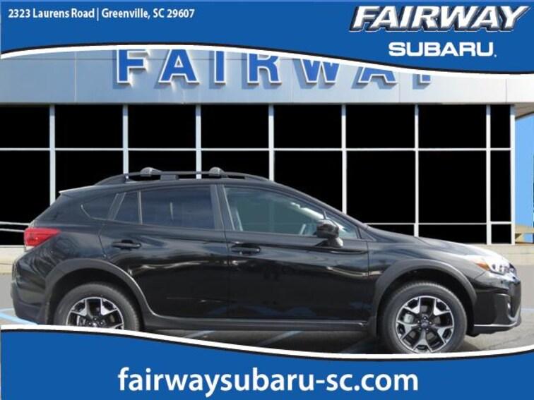 New 2019 Subaru Crosstrek 2.0i Premium SUV for sale in Greenville, SC