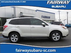 Used 2014 Subaru Forester 2.5i Limited SUV JF2SJAJC8EH543269 for Sale in Greenville, SC