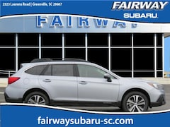 New 2019 Subaru Outback 2.5i Limited SUV 19U592 for sale in Greenville, SC