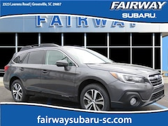 New 2019 Subaru Outback 2.5i Limited SUV 19U418 for sale in Greenville, SC
