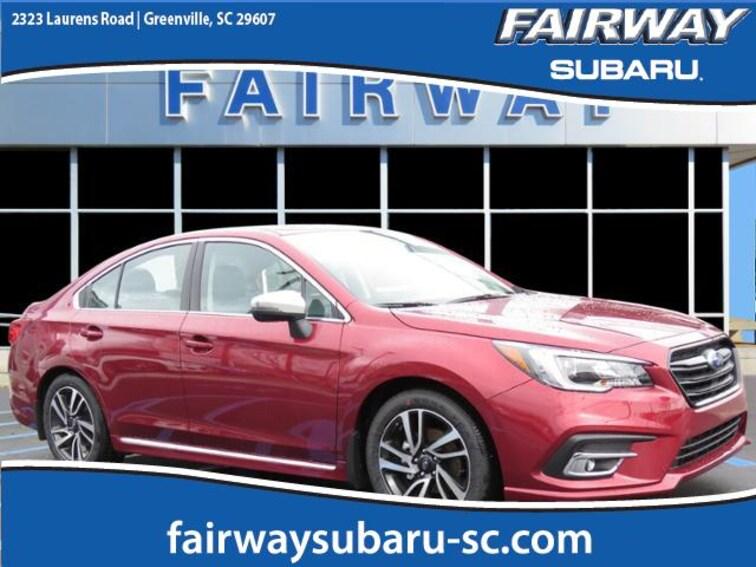 New 2019 Subaru Legacy 2.5i Sport Sedan for sale in Greenville, SC