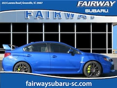 New 2019 Subaru WRX STI Sedan 19U395 for sale in Greenville, SC