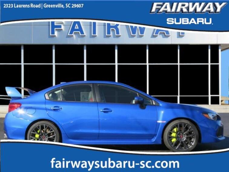 New 2019 Subaru WRX STI Sedan for sale in Greenville, SC
