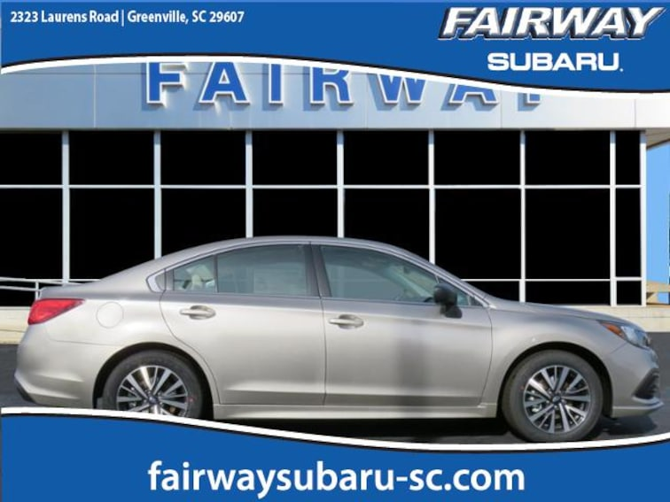 New 2019 Subaru Legacy 2.5i Sedan for sale in Greenville, SC