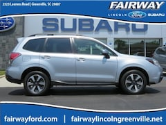 Used 2018 Subaru Forester 2.5i Premium SUV JF2SJAECXJH500797 for Sale in Greenville, SC