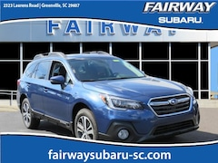 New 2019 Subaru Outback 2.5i Limited SUV 19U141 for sale in Greenville, SC