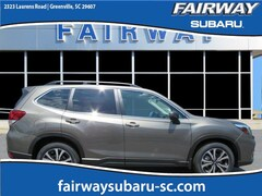 New 2019 Subaru Forester Limited SUV 19U947 for sale in Greenville, SC