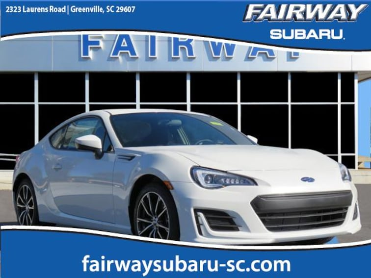 New 2019 Subaru BRZ Premium Coupe for sale in Greenville, SC