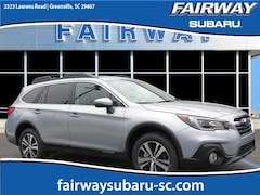 New 2019 Subaru Outback 2.5i Limited SUV 19U423 for sale in Greenville, SC