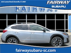 New 2019 Subaru Crosstrek 2.0i Limited SUV 19U942 for sale in Greenville, SC