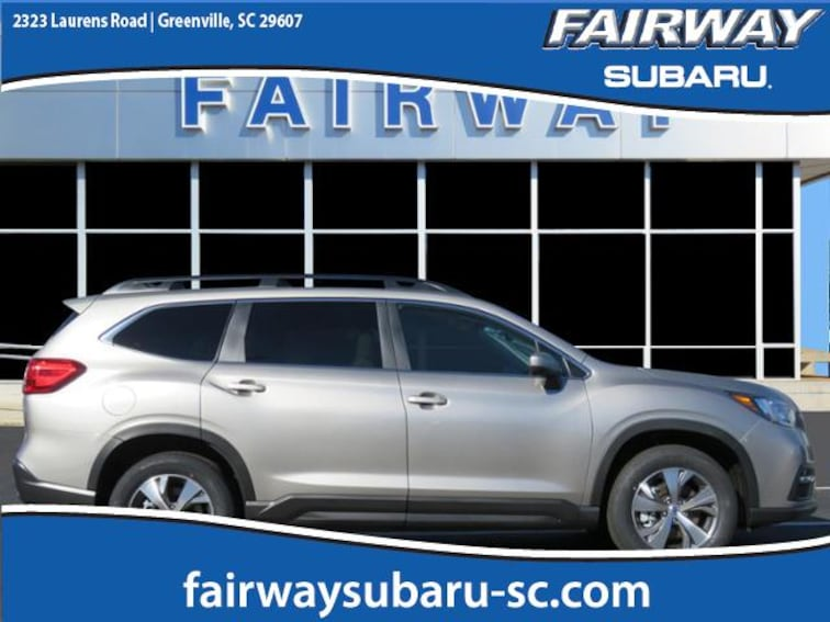 New 2019 Subaru Ascent Premium 8-Passenger SUV for sale in Greenville, SC