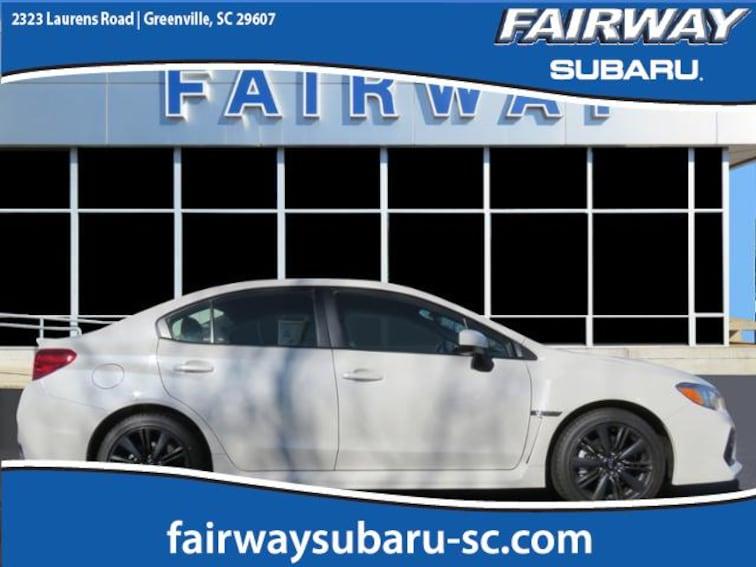 New 2019 Subaru WRX Sedan for sale in Greenville, SC