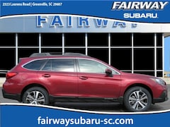 New 2019 Subaru Outback 2.5i Limited SUV 19U664 for sale in Greenville, SC