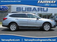 Used 2016 Subaru Outback 2.5i SUV 4S4BSBCC5G3237995 for Sale in Greenville, SC