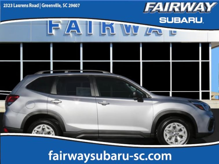 New 2019 Subaru Forester Standard SUV for sale in Greenville, SC