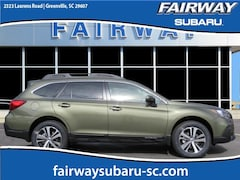 New 2019 Subaru Outback 2.5i Limited SUV 19U645 for sale in Greenville, SC