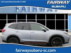 New 2019 Subaru Forester Sport SUV 19U940 for sale in Greenville, SC