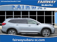 New 2019 Subaru Ascent Limited 7-Passenger SUV 19U876 for sale in Greenville, SC