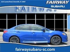 New 2019 Subaru WRX Sedan 19U943 for sale in Greenville, SC