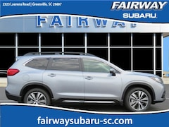 New 2019 Subaru Ascent Limited 7-Passenger SUV 19U891 for sale in Greenville, SC