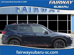 New 2019 Subaru Forester Sport SUV 19U546 for sale in Greenville, SC
