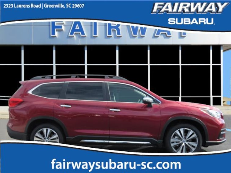 New 2019 Subaru Ascent Touring 7-Passenger SUV for sale in Greenville, SC