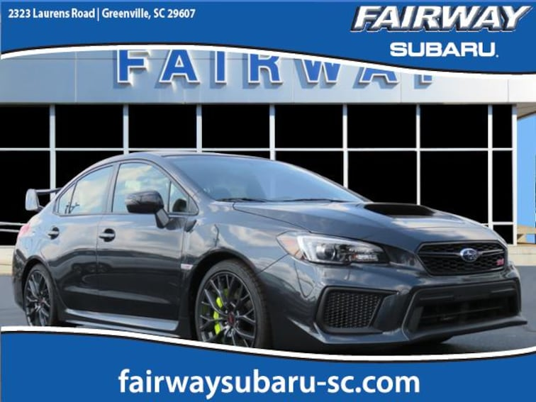 New 2019 Subaru Wrx Sti For Sale In Greenville Sc Near Taylors