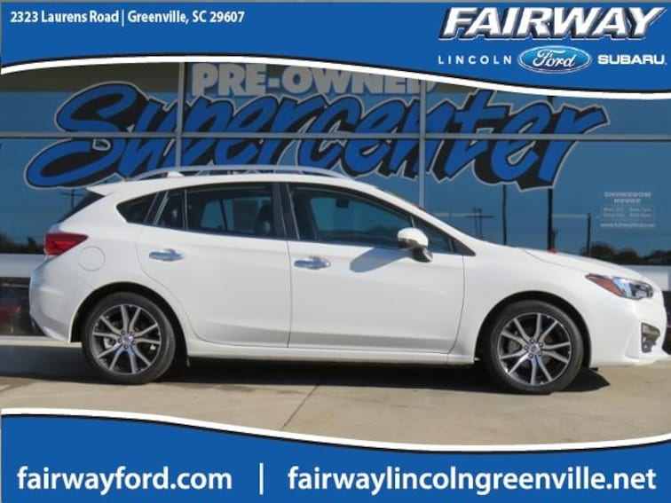 Used 2018 Subaru Impreza 2.0i Limited Hatchback in Greenville