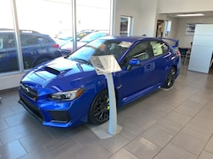 New 2019 Subaru WRX STI Sedan 10395 in Hazelton, PA