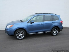 Certified Pre-Owned 2016 Subaru Forester 2.5I T SW 10264A in Hazelton, PA